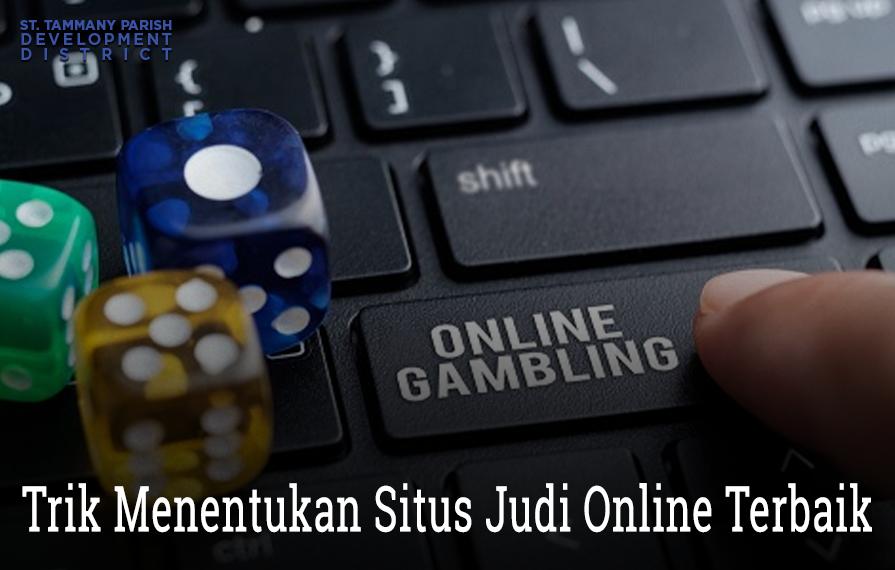 Memilih situs permainan online yang aman dan terjamin untuk menang